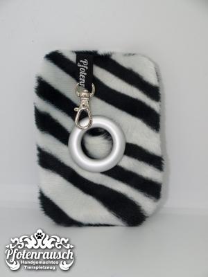 Beutel Zebra