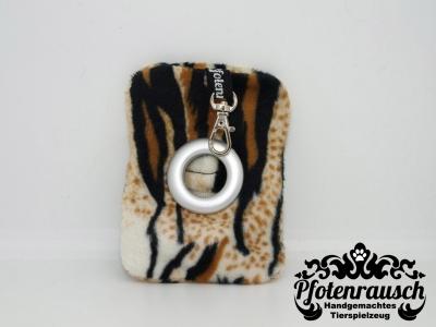 Beutel Tiger