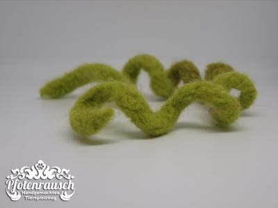 Spirale Grün - Bunt